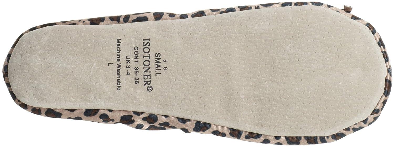 Isotoner  Tanzschuhe ISOTONER 9877H, Damen Tanzschuhe  One Größe Cheetah a232de