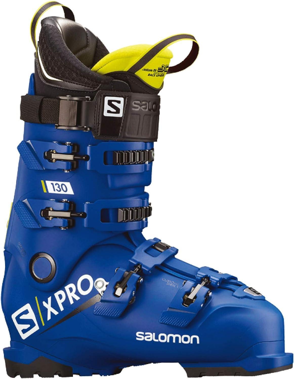 サロモン(SALOMON) スキーブーツ メンズ X PRO 130 (エックス プロ 130) 24~28.5cm 2018-19年モデル L40550700  27/27.5