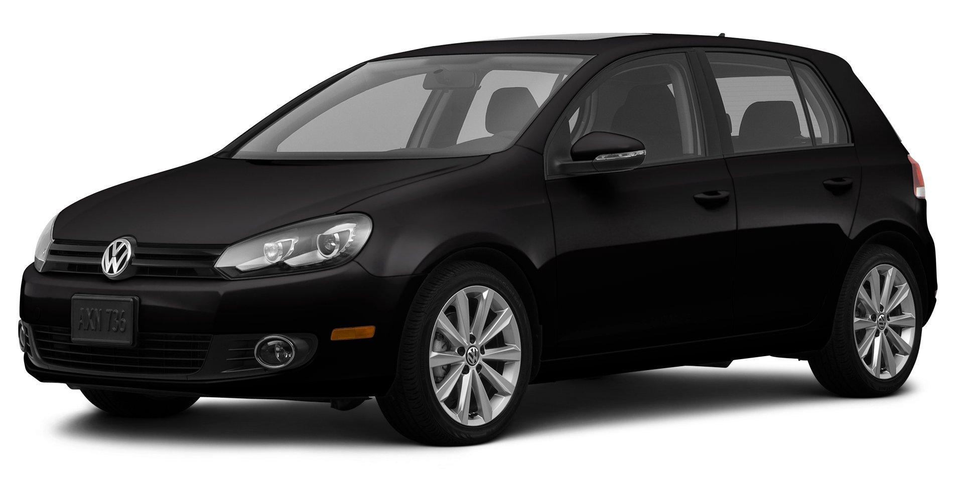 ... 2013 Volkswagen Golf TDI w/Sunroof and Navigation, 4-Door Hatchback Manual Transmission ...