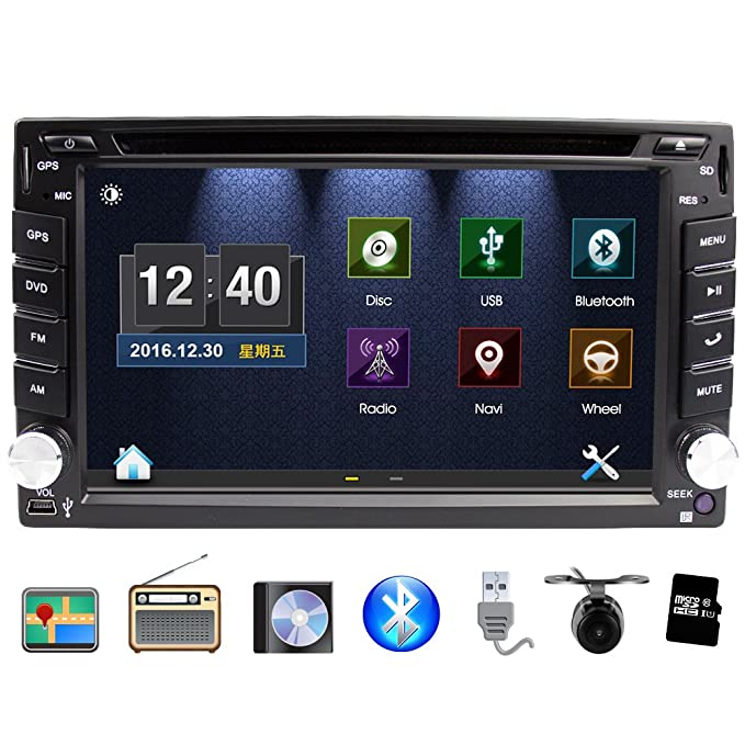 Review Universal Car Stereo with