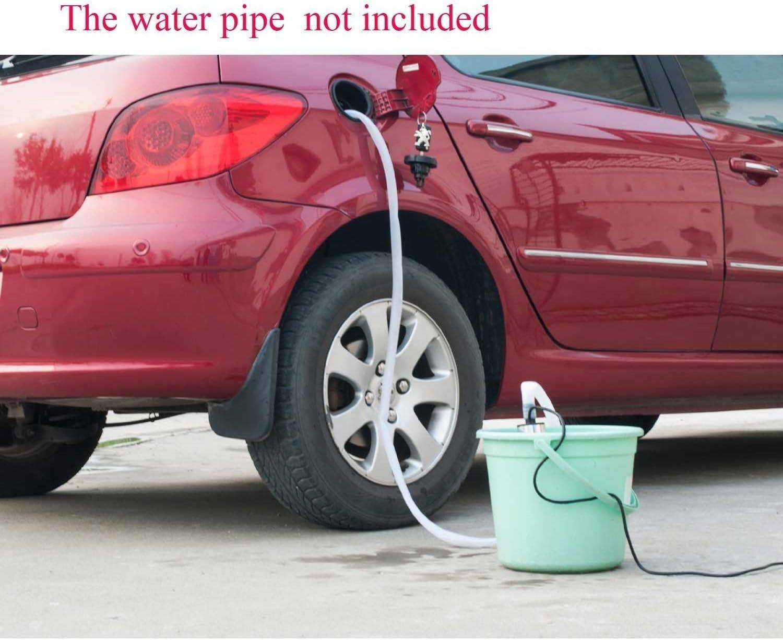 12v 38mm Edelstahl Diesel Öl Wasser Heizöl Pumpe Transferpumpe Tauchpumpe Wasserpumpe Lkw Auto Motorboot Werkzeug Auto