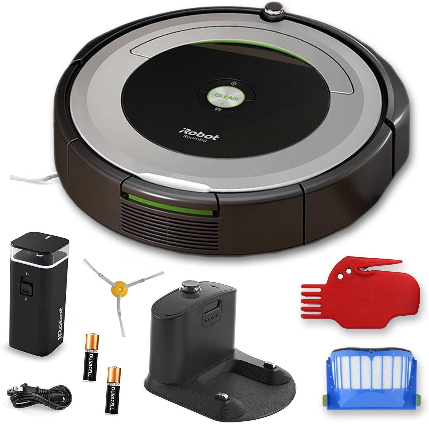 iRobot Roomba 690 Wi-Fi conectado Robot aspirador + 1 modo Dual ...