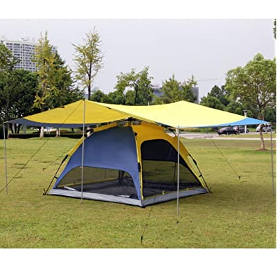 Tente de loisirs un grand espace extérieur automatique de 3-4