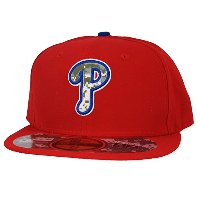 info for 29819 1fa37 MLB Philadelphia Phillies Stars And Stripes 59Fifty, Scarlet, 7