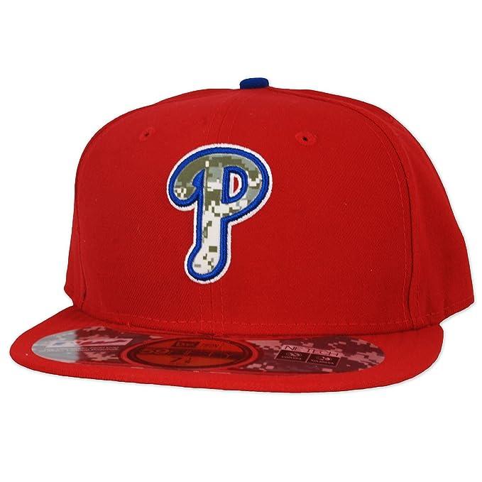 info for e53fd 1498f MLB Philadelphia Phillies Stars And Stripes 59Fifty, Scarlet, 7