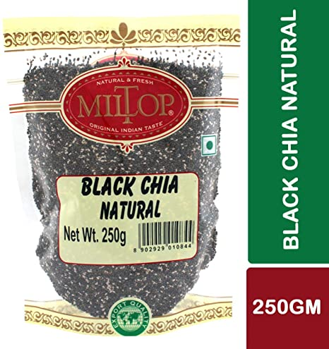 Miltop Black Chia Natural, 250g