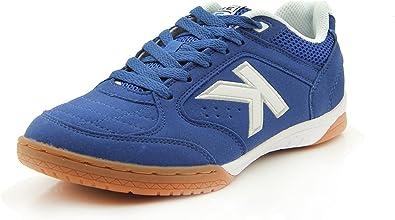 Kelme Precision LNFS, Zapatilla de fútbol Sala, Royal-Blanco: Amazon.es: Zapatos y complementos