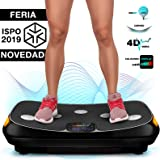 GLOBAL RELAX Zen Shaper Plus Plataforma vibratoria oscilante ...