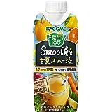 カゴメ 野菜生活100 Smoothie 甘夏スムージーMix 330ml×12本