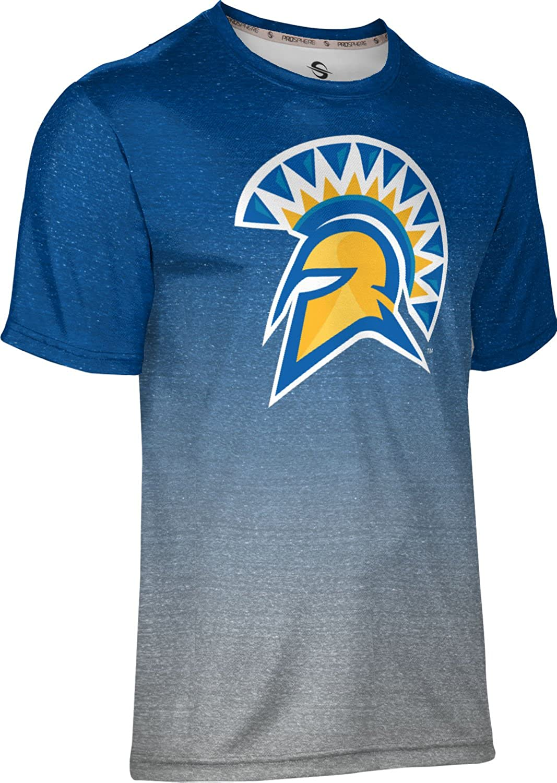 ProSphere San Jose State University Mens T-Shirt Ombre