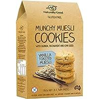 Naturally Good Munchy Muesli Cookies - Vanilla Toasted Muesli, 160 Count
