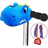ziwing Scooter Accessories Head Toy Gifts for Toddlers Kids Girls Decoration All of T-bar Micro Mini Kick Scooter & Bike & Ju