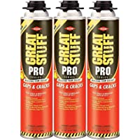Amazon Best Sellers: Best Waterfall Foam Sealant