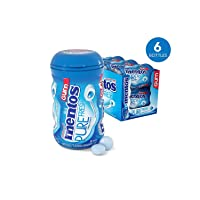 6-Pack Mentos Pure Fresh Sugar-Free Chewing Gum Deals