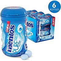Deals on 6-Pack Mentos Pure Fresh Sugar-Free Chewing Gum