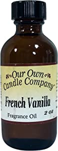 Our Own Candle Company Fragrance Oil, French Vanilla, 2 oz
