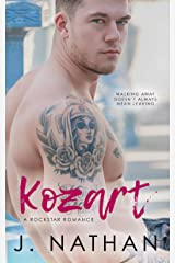 Kozart (A Savage Beasts Rock Star Romance Book 1) Kindle Edition