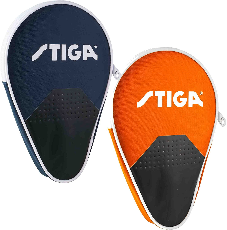 Stiga Batcover Stage - Balón de fútbol Unisex, Talla única, Color Naranja