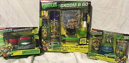 Amazon.com: Teenage Mutant Ninja Turtles Shellshock Smile ...
