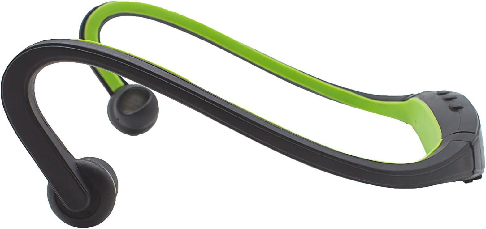 Imperii Electronics TE.08.0041.05 0041.05-Pack Brazalete y Auriculares Deportivos Bluetooth, Color Verde, Unisex, M: Amazon.es: Electrónica