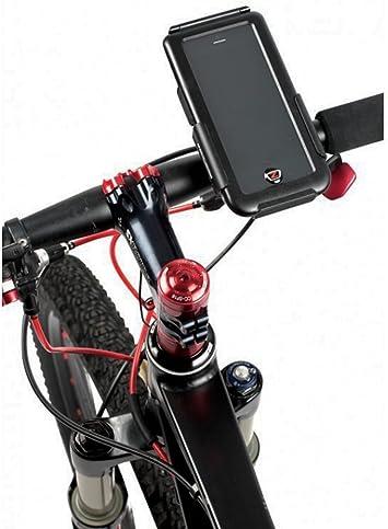 Soporte con Caja Estanca Tactil para Telefono Smartphone Movil a ...