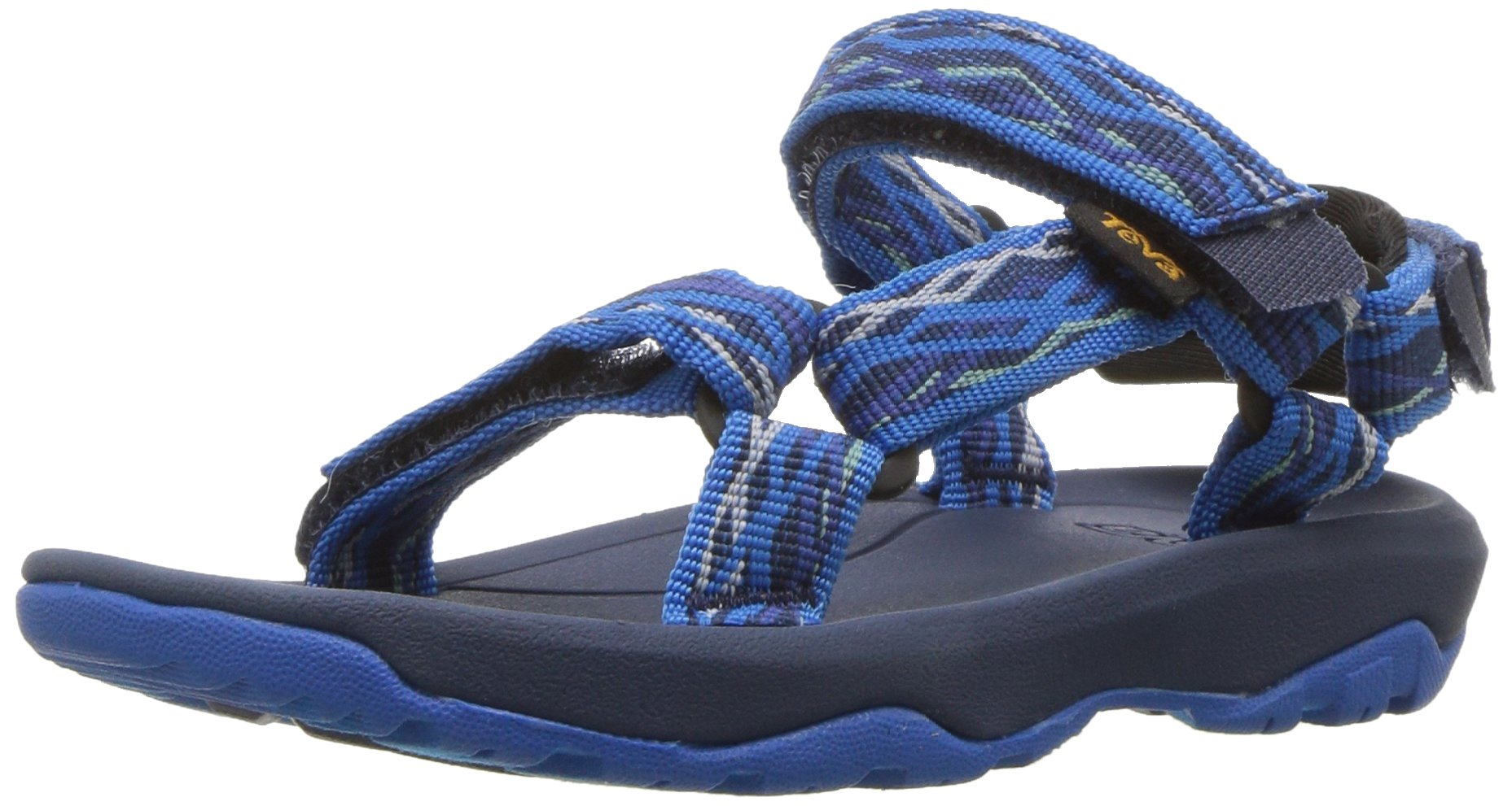 Teva Boys' T Hurricane XLT 2 Sport Sandal, Delmar Blue, 9 M US Toddler by Teva