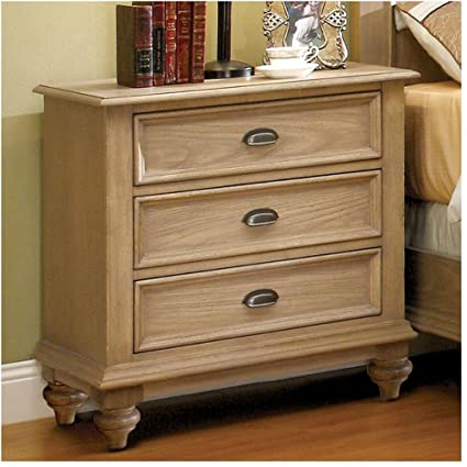 Riverside Furniture Coventry Nightstand W 3 Drawers