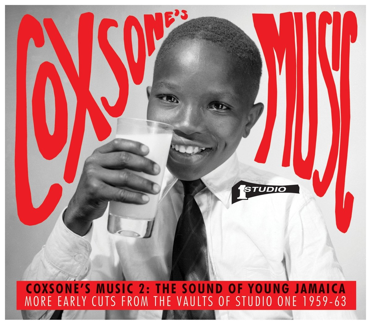 CD : Soul Jazz Records Presents - Coxsone's Music 2 (CD)
