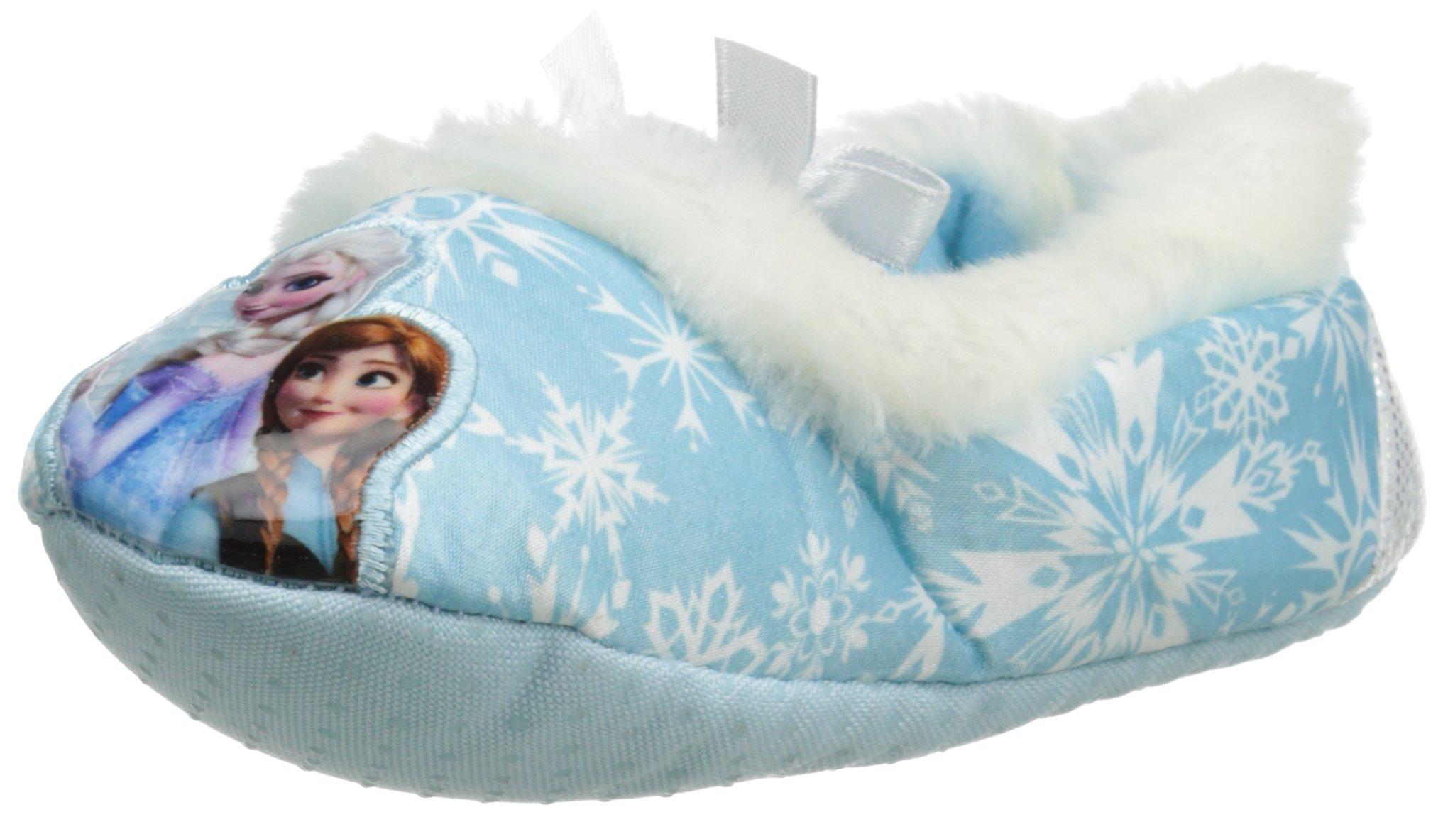 Disney Frozen Elsa and Anna Slipper (Toddler)