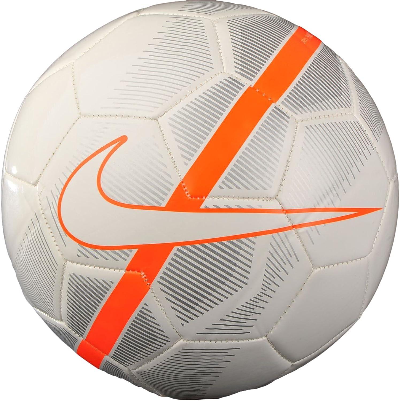 Nike Mercurial Fade – Balón de fútbol, Verano, Color White/Silver ...
