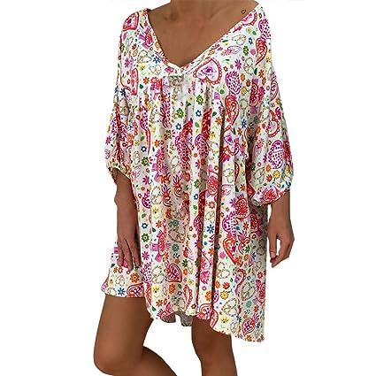 vestido playa mujer,Wave Camisolas y Pareos Mujer Vestidos ...