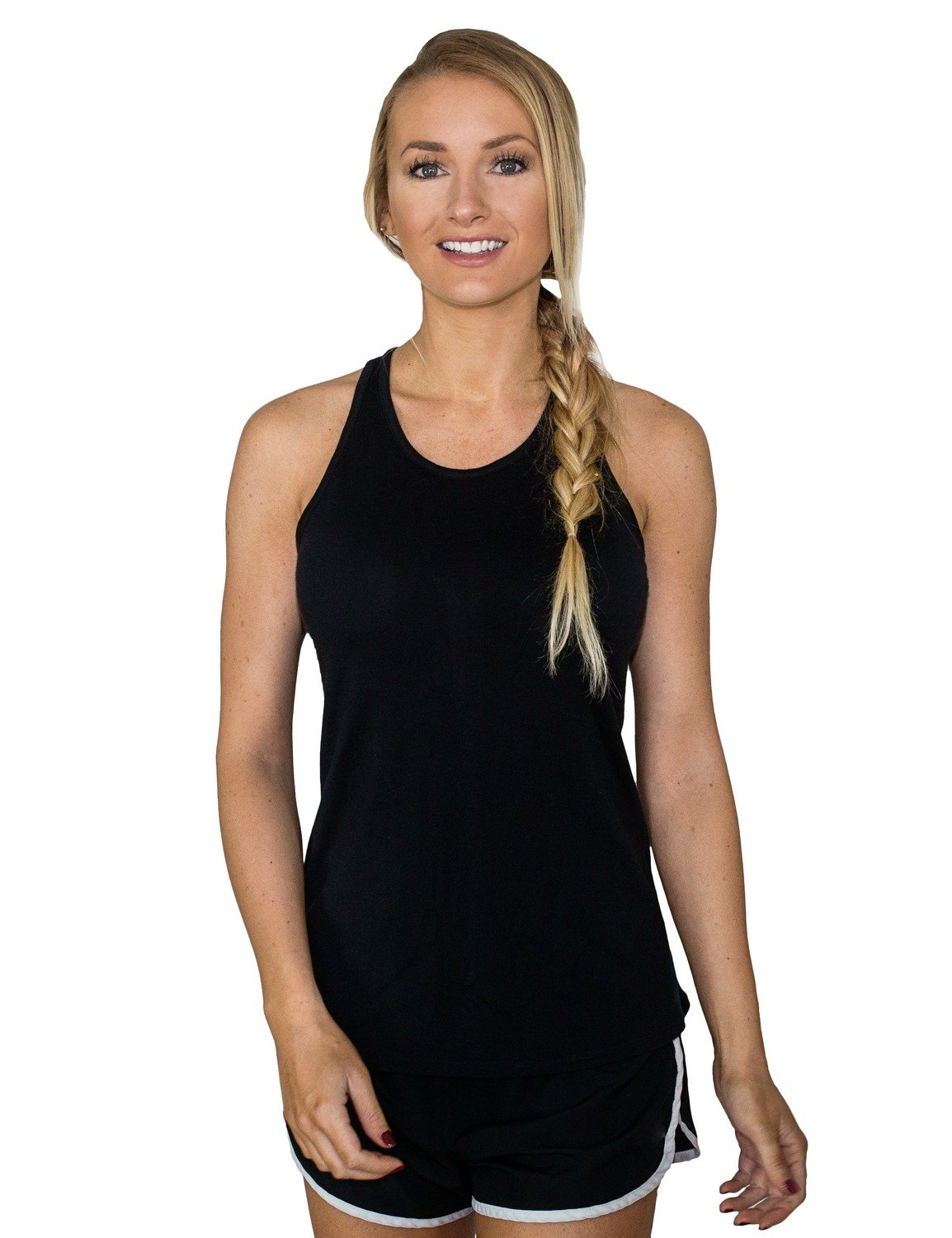 392871711f8c5 100% Extremely Lightweight Merino Wool - 17.5 Micron - 160g m² - Wicks  Moisture - Regulates Body Temperature Imported SUMMER TANK TOP  From  dedicated ...