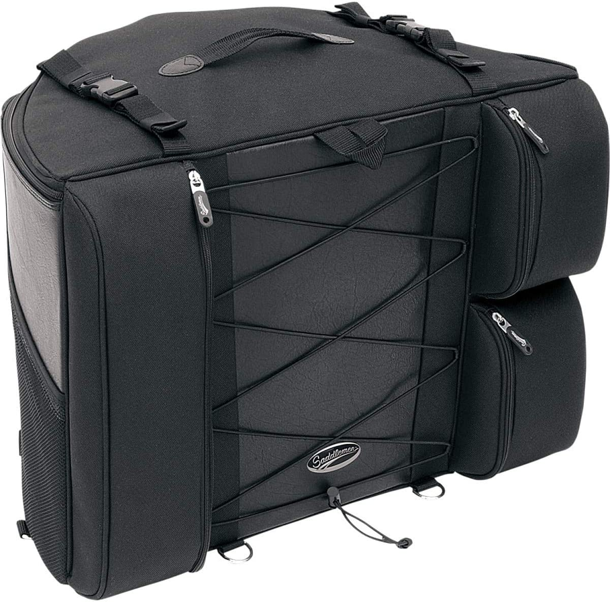 Trash Pack Backpack with Adjustable Backstraps  Backpack with Adjustable Backstr
