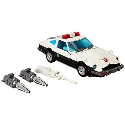 Transformers Masterpiece Edition Mp-17+ Prowl, Multicolor: Toys & Games