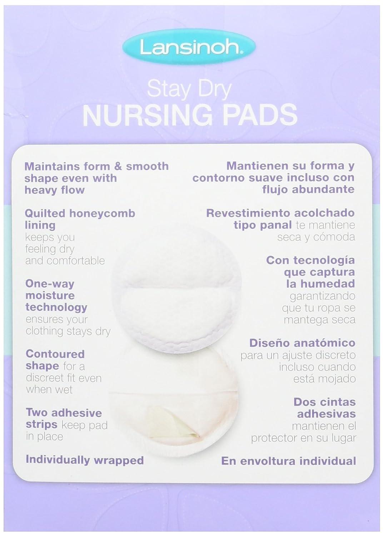 Lansinoh 24 Disposable Nursing Pads