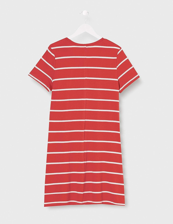 Only Onlmay Life S//S Pocket A-Line Dress Jrs Vestito Donna
