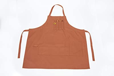 Smoke Attire Cigar BBQ Apron