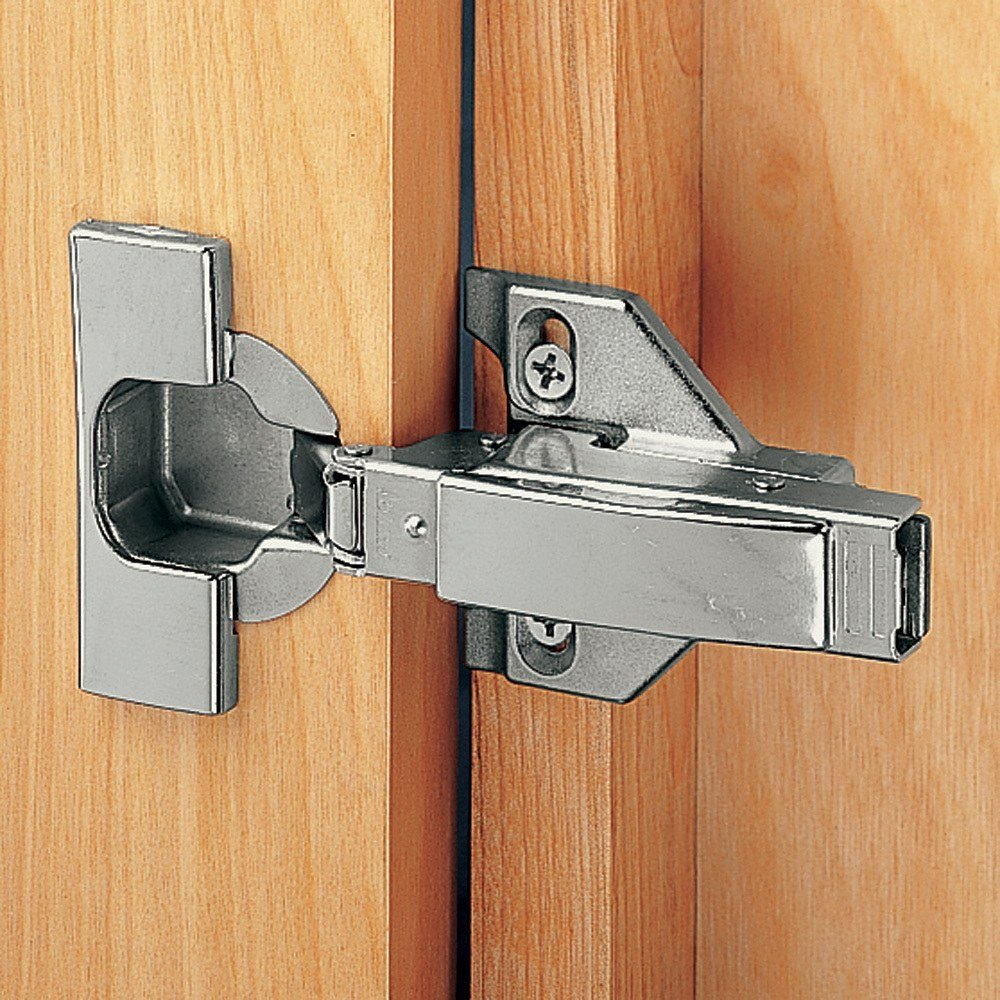 3 8 Offset Cabinet Hinges 1 2 3 4 Overlay Blum 120 Clip Top 3 Way Face Frame Hinges
