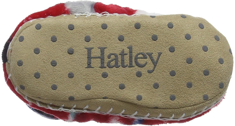 Slouch a Bambino Slipper Fuzzy Alto Collo Fleece Hatley Pantofole xO6CF