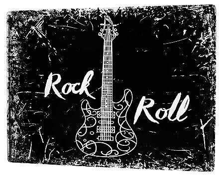 LEotiE SINCE 2004 Cartel Letrero de Chapa Cine Rock n-Roll ...
