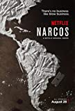 Narcos Movie Poster 70 X 45 cm
