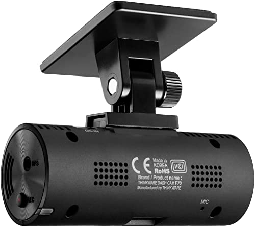 THINKWARE F70 Full HD 1080P Dash Cam with Wide Dynamic Range