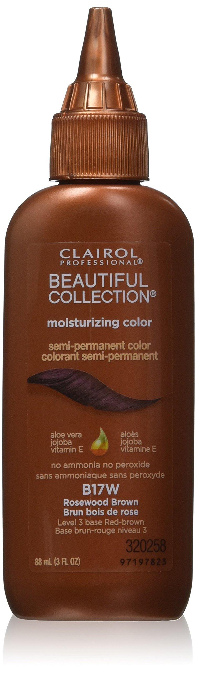 Amazon Clairol Professional 17w Rosewood Brown Moisturizing