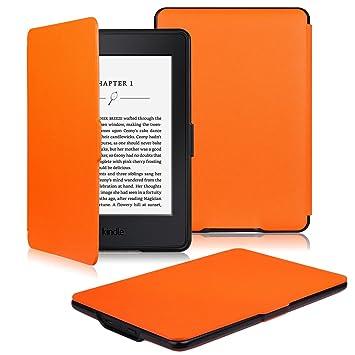 Amazon.com: Carcasa protectora Omoton para Kindle Paperwhite ...