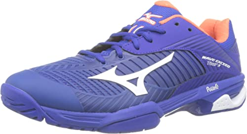 Mizuno Wave Exceed Tour 3 AC, Chaussures de Tennis Homme
