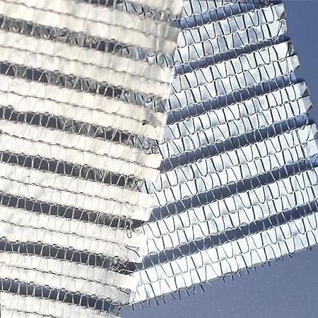 Red de Sombra 75% De Sunblock. Tela De Aluminio For Cortinas, con ...