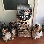 Ownat Dog Just Grain Free Salmon & Seafood 3000 g: Amazon.es: Productos para mascotas