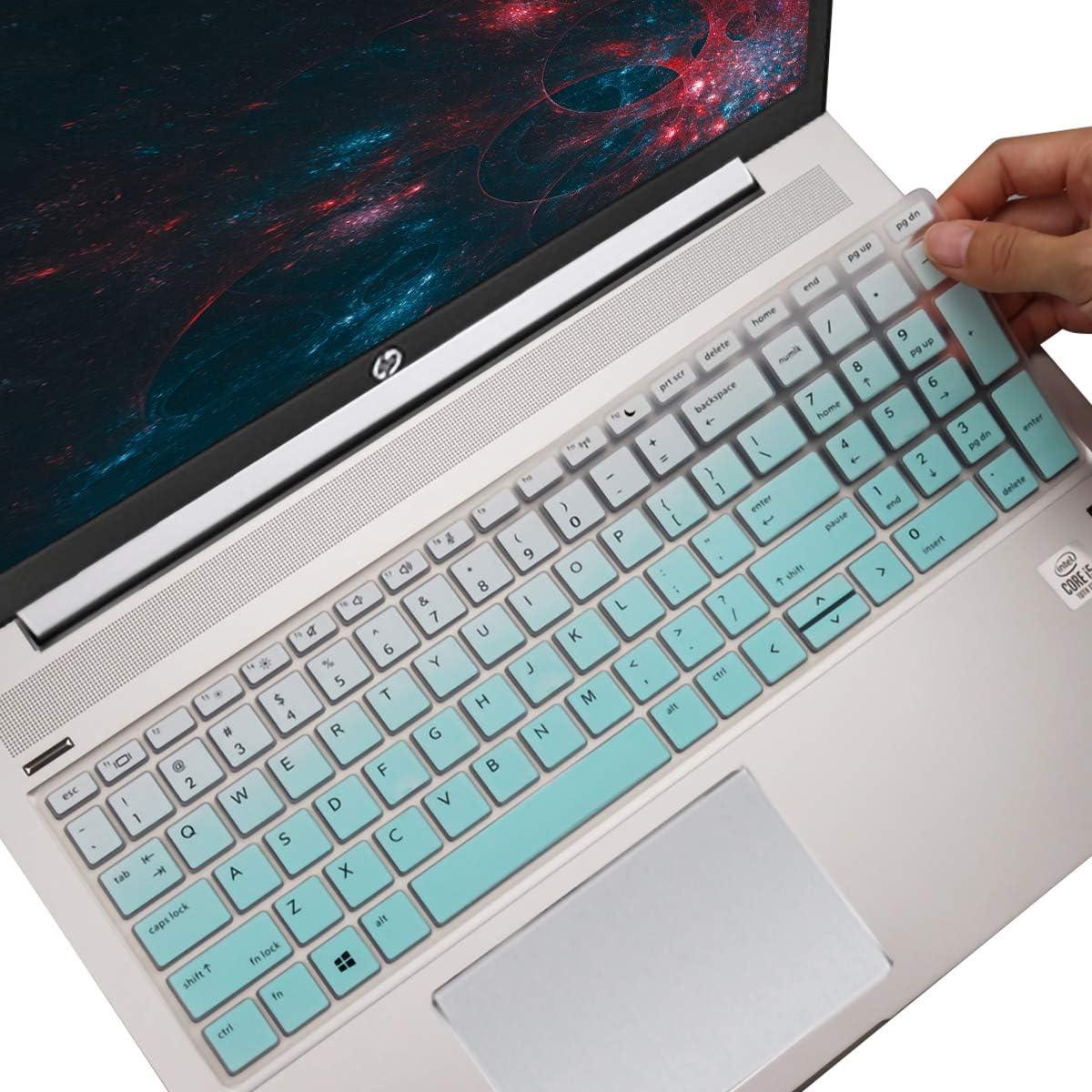 i-Tensodo Ultra Thin Keyboard Cover for 2020 2019 HP ProBook 455 G6 G7 15.6