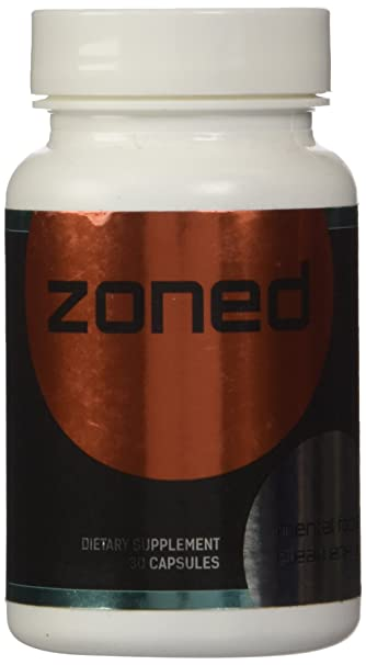 Amazon Com Zoned A True Nootropic Stack 30ct Mental Focus And