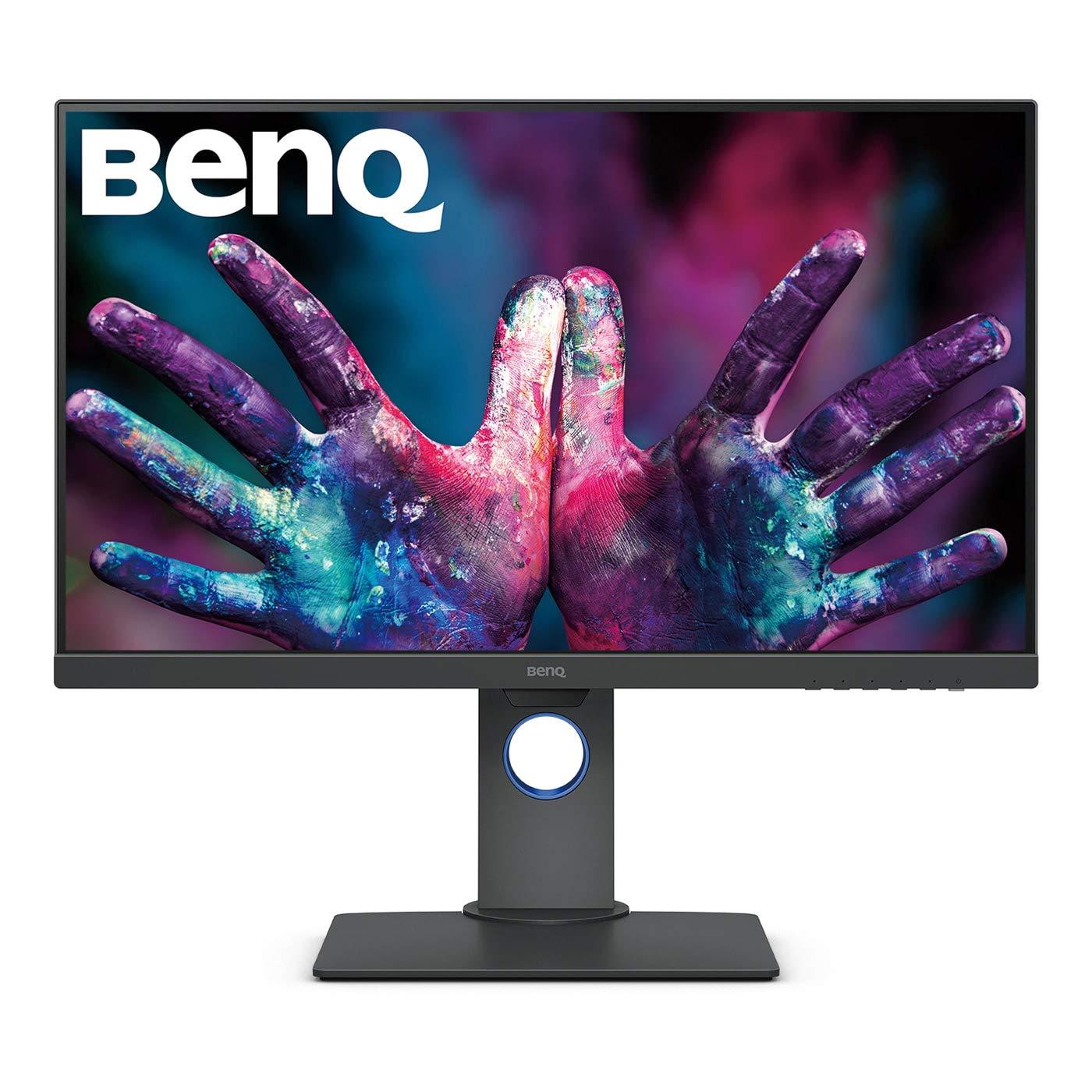 Das ist ein Bild des BenQ PD2700U Monitors